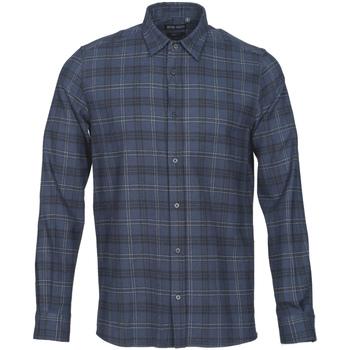 Oblečenie Muži Košele s dlhým rukávom Antony Morato MMSL00551 FA410123 Modrá