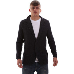 Oblečenie Muži Cardigany Antony Morato MMSW00949 YA200061 Modrá