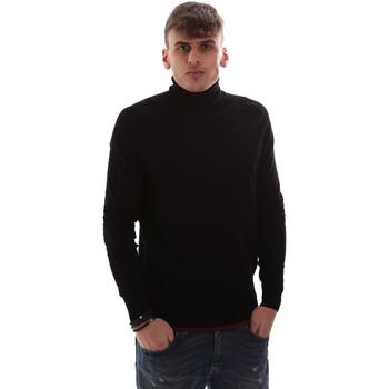 Oblečenie Muži Svetre Antony Morato MMSW00958 YA500002 čierna
