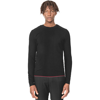 Oblečenie Muži Svetre Antony Morato MMSW00959 YA500002 čierna