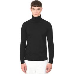 Oblečenie Muži Svetre Antony Morato MMSW00975 YA200055 čierna