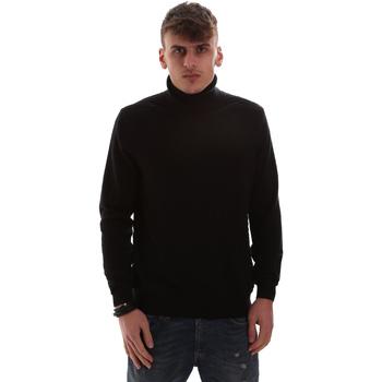 Oblečenie Muži Svetre Antony Morato MMSW00977 YA200055 čierna