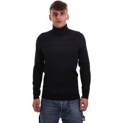 Oblečenie Muži Svetre Antony Morato MMSW00986 YA400006 Modrá