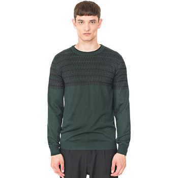 Oblečenie Muži Svetre Antony Morato MMSW00994 YA400006 Zelená