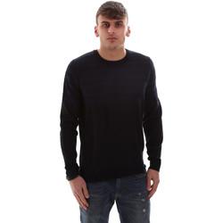 Oblečenie Muži Svetre Antony Morato MMSW00994 YA400006 Modrá