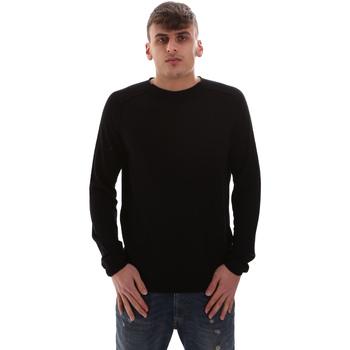 Oblečenie Muži Svetre Antony Morato MMSW00998 YA200038 čierna