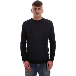 Oblečenie Muži Svetre Antony Morato MMSW01000 YA400006 Modrá