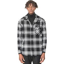 Oblečenie Muži Košele s dlhým rukávom Antony Morato MMSL00555 FA410113 čierna