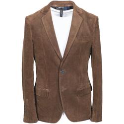 Oblečenie Muži Saká a blejzre Antony Morato MMJA00406 FA300011 Hnedá