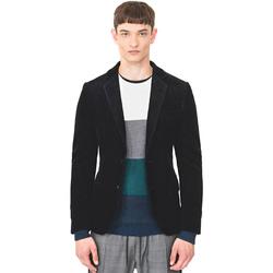 Oblečenie Muži Saká a blejzre Antony Morato MMJA00406 FA300011 Modrá