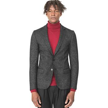 Oblečenie Muži Saká a blejzre Antony Morato MMJA00408 FA140161 čierna