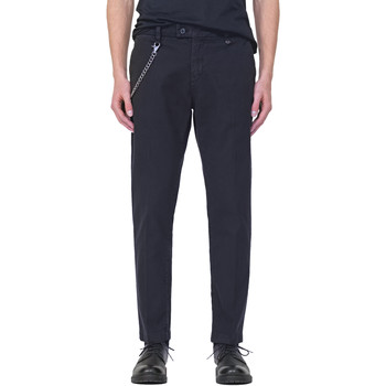 Oblečenie Muži Nohavice Chinos a Carrot Antony Morato MMTR00526 FA800094 Modrá