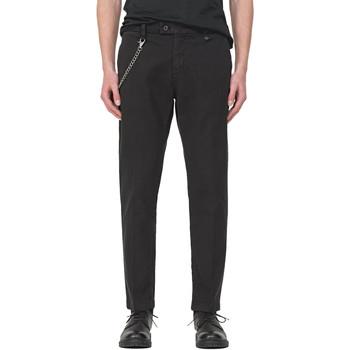 Oblečenie Muži Nohavice Chinos a Carrot Antony Morato MMTR00526 FA800094 čierna