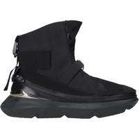 Topánky Muži Členkové tenisky Ea7 Emporio Armani X8Z020 XK123 čierna