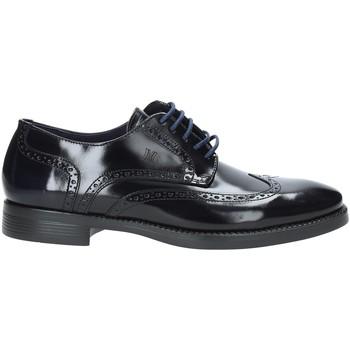 Topánky Muži Derbie CallagHan 19502 Modrá