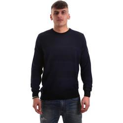 Oblečenie Muži Svetre Navigare NV10218 30 Modrá
