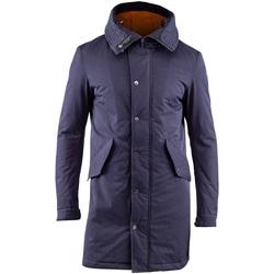 Oblečenie Muži Parky Lumberjack CM37821 003 505 Modrá