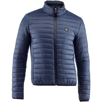 Oblečenie Muži Vyteplené bundy Lumberjack CM37822 005 407 Modrá
