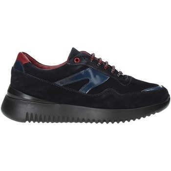 Topánky Muži Nízke tenisky Exton 335 Modrá
