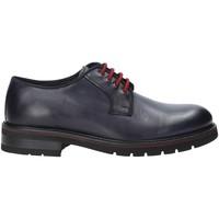 Topánky Muži Derbie Exton 60 Modrá