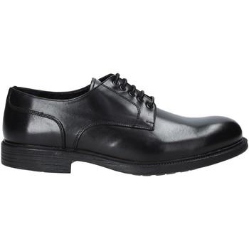 Topánky Muži Derbie Rogers 6500_4 čierna