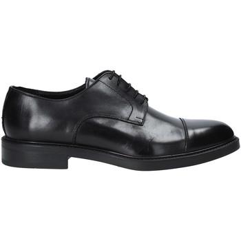 Topánky Muži Derbie Rogers 1001_4 čierna