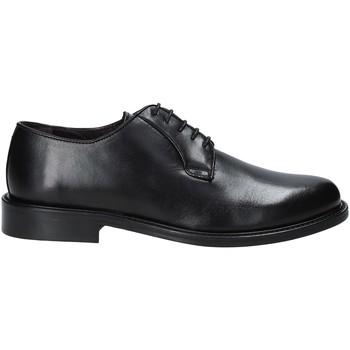 Topánky Muži Derbie Rogers 4000_4 čierna