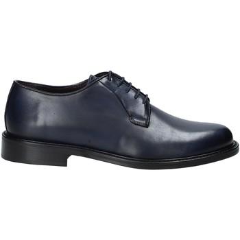 Topánky Muži Derbie Rogers 4000_4 Modrá