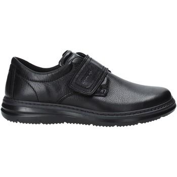 Topánky Muži Mokasíny Enval 4224100 čierna