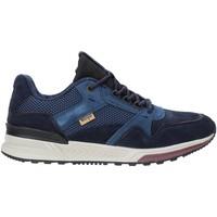 Topánky Muži Nízke tenisky Wrangler WM92200A Modrá