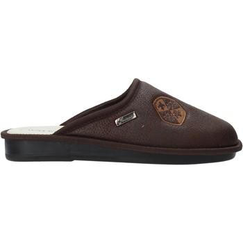 Topánky Muži Papuče Susimoda 5804 Hnedá