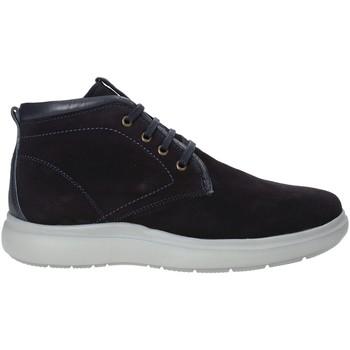 Topánky Muži Členkové tenisky Impronte IM92016A Modrá