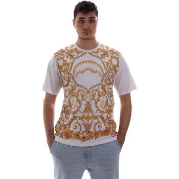 Oblečenie Muži Tričká s krátkym rukávom Sprayground SP019S Biely