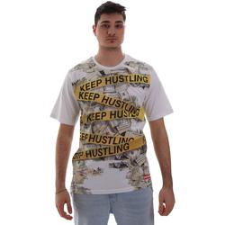 Oblečenie Muži Tričká s krátkym rukávom Sprayground SP017S Biely