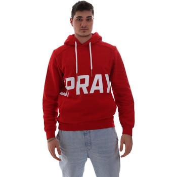Oblečenie Muži Mikiny Sprayground 19AISP006 Červená