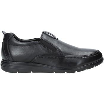 Topánky Muži Slip-on Impronte IM92021A čierna