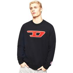 Oblečenie Muži Mikiny Diesel 00SY7B 0IAJH čierna