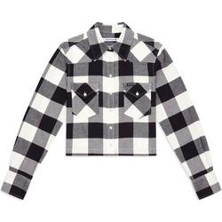 Oblečenie Ženy Košele a blúzky Calvin Klein Jeans J20J212123 čierna