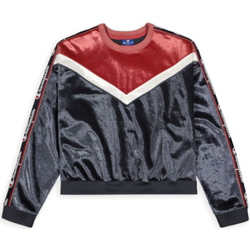 Oblečenie Ženy Mikiny Champion 112276 Modrá