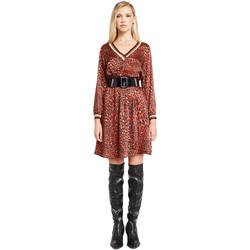 Oblečenie Ženy Krátke šaty Denny Rose 921ND15008 Červená