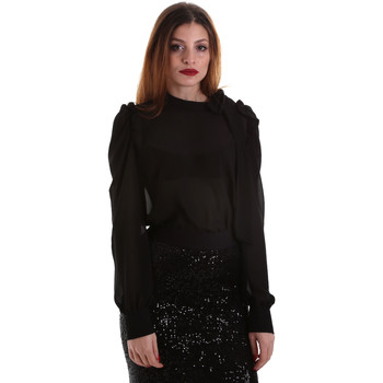Oblečenie Ženy Blúzky Denny Rose 921ND45001 čierna