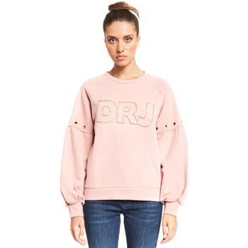 Oblečenie Ženy Mikiny Denny Rose 921ND64018 Ružová