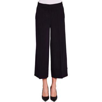 Oblečenie Ženy Padavé nohavice Gaudi 921FD25015 čierna