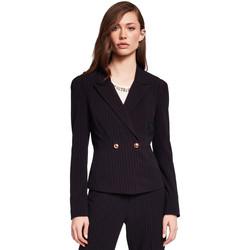 Oblečenie Ženy Saká a blejzre Gaudi 921FD35009 čierna
