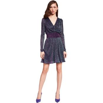 Oblečenie Ženy Krátke šaty Gaudi 921FD14003 Modrá