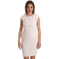 Oblečenie Ženy Krátke šaty Gaudi 921FD15004 Béžová