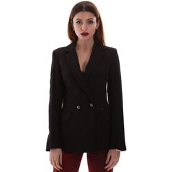 Oblečenie Ženy Saká a blejzre Gaudi 921FD35003 čierna