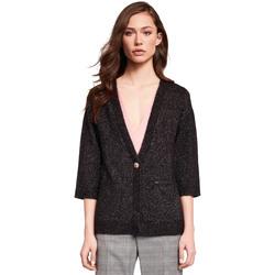 Oblečenie Ženy Cardigany Gaudi 921FD53003 čierna