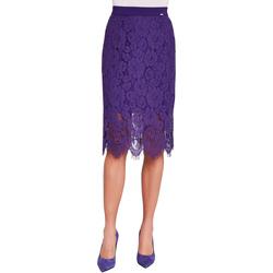 Oblečenie Ženy Sukňa Gaudi 921FD75003 Fialový