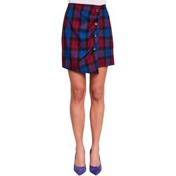 Oblečenie Ženy Sukňa Gaudi 921FD75005 Modrá
